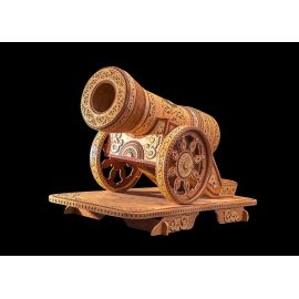 Пушка из бересты сувенирная, фото