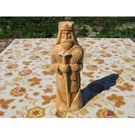 Статуэтка из кедра Кумир Даждьбога, фото
