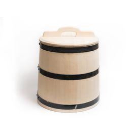 Кадка деревянная для солений 30 литров, фото