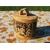 """Туес медовый овальный """"Пчелка"""" 700 мл, фото , изображение 2"""