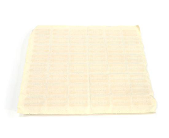 Массажный коврик для стоп КМ1102 - 34х30 см, фото , изображение 3