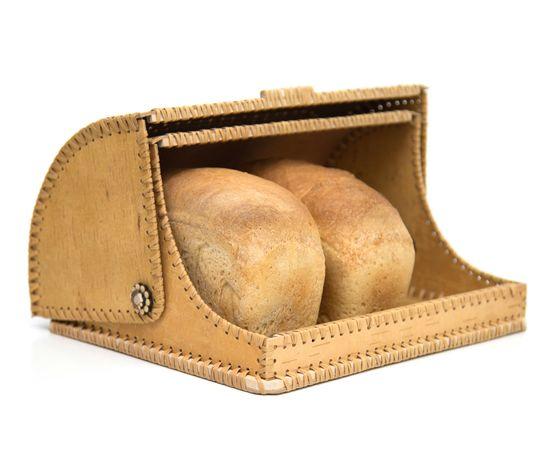 """Хлебница из бересты большая """"Сладкая ягода"""", фото , изображение 6"""