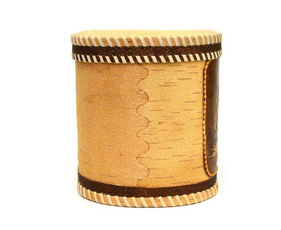 """Хлебница - короб из бересты """"Хлеб"""", фото , изображение 3"""