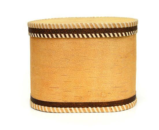 """Хлебница - короб из бересты """"Хлеб"""", фото , изображение 4"""