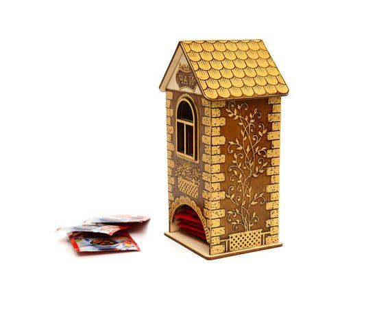 Чайный домик. Домик для чайных пакетиков, фото , изображение 5