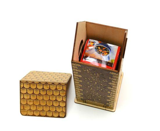Чайный домик. Домик для чайных пакетиков, фото , изображение 6
