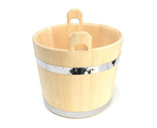 Запарник для веника, для бани 15 л, фото , изображение 2