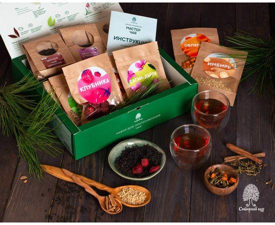 """Подарочный набор """"Мастер чая"""", фото , изображение 2"""