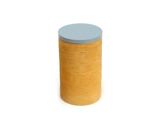 Баночка для хранения с крышкой D10 H17,5, фото