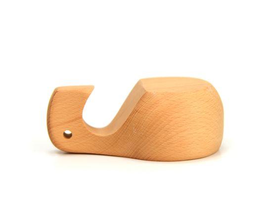 Кружка деревянная Кукса №3. Финская кружка, фото , изображение 3