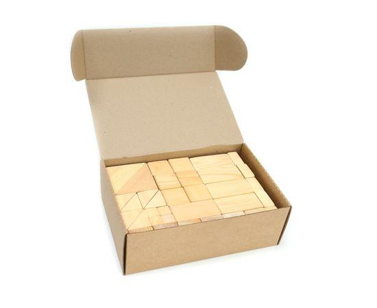 Конструктор деревянный. Большой набор, фото , изображение 2