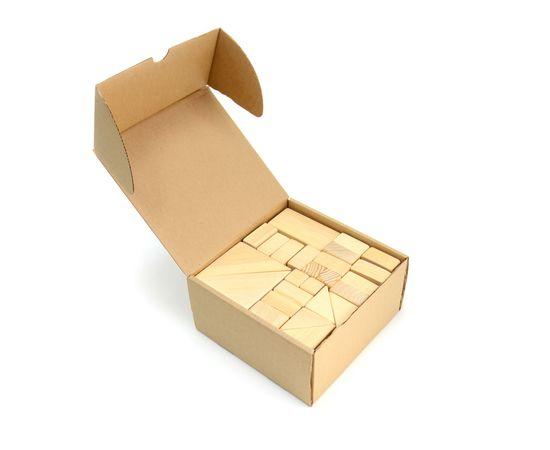 Конструктор деревянный. Маленький набор, фото , изображение 2
