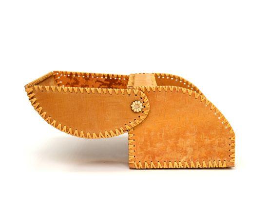 """Хлебница из бересты на 1 булку """"Орлан"""", фото , изображение 5"""