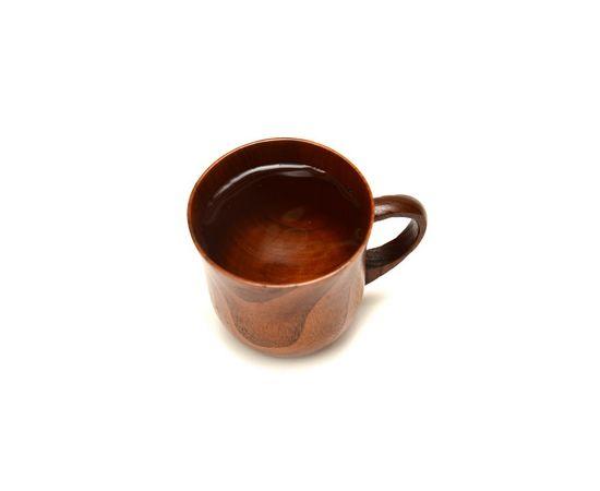 Кружка / чашка деревянная 210 мл, фото , изображение 2