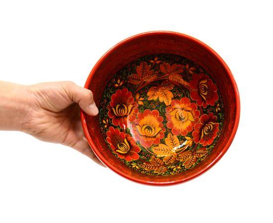 """Чашка хохлома """"Цветы"""", фото , изображение 7"""