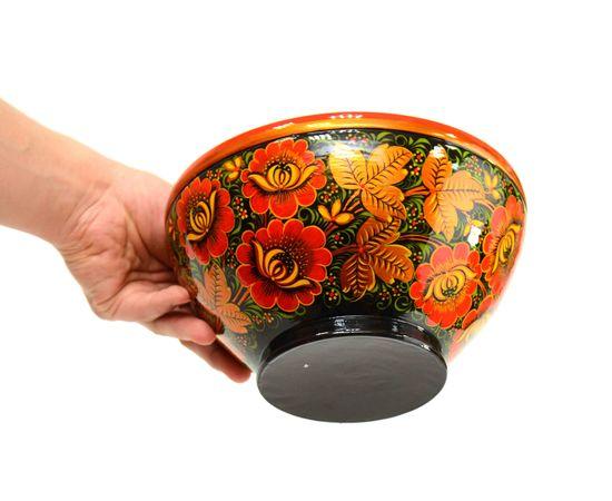 """Чашка хохлома """"Цветы"""", фото , изображение 8"""