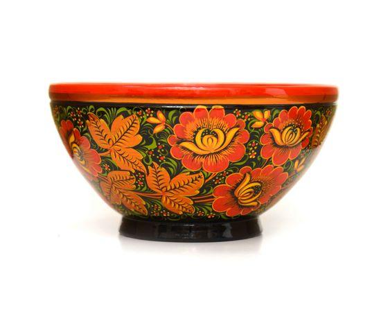 """Чашка хохлома """"Цветы"""", фото , изображение 4"""