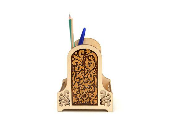 Органайзер деревянный «Цветы», фото , изображение 5