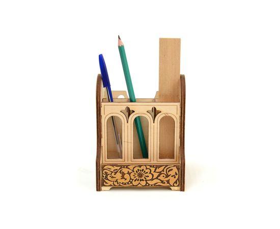 Органайзер деревянный «Цветы», фото , изображение 3
