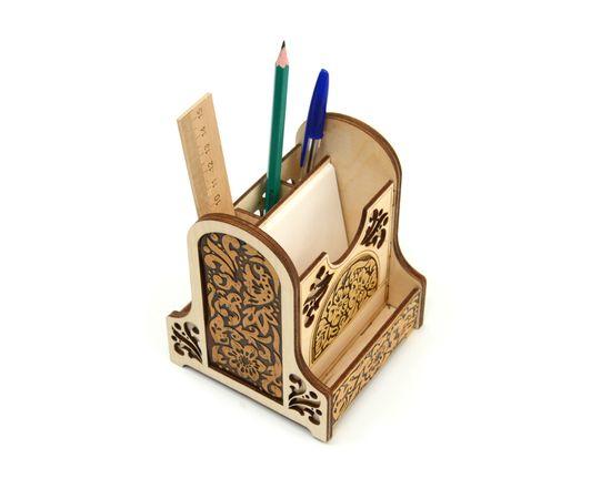 Органайзер деревянный «Цветы», фото