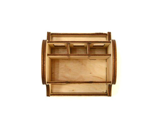 Органайзер деревянный «Цветы», фото , изображение 8
