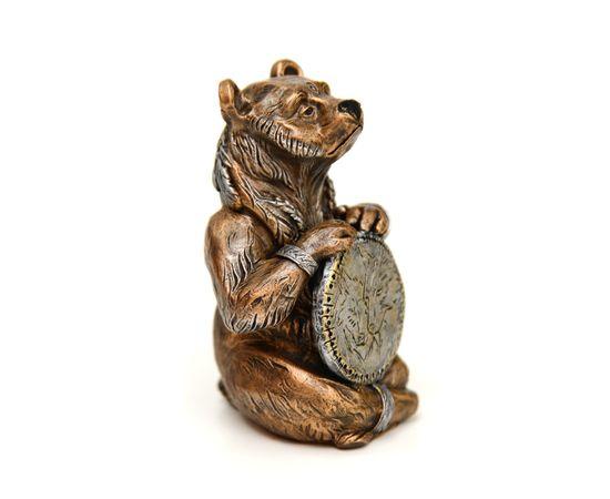 """Статуэтка из камня """"Медведь шаман"""", фото , изображение 3"""