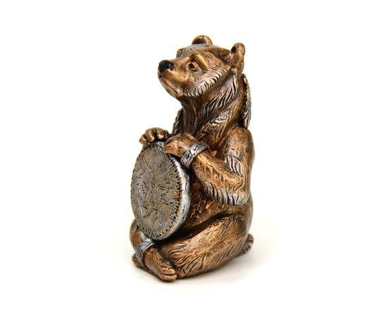 """Статуэтка из камня """"Медведь шаман"""", фото , изображение 4"""