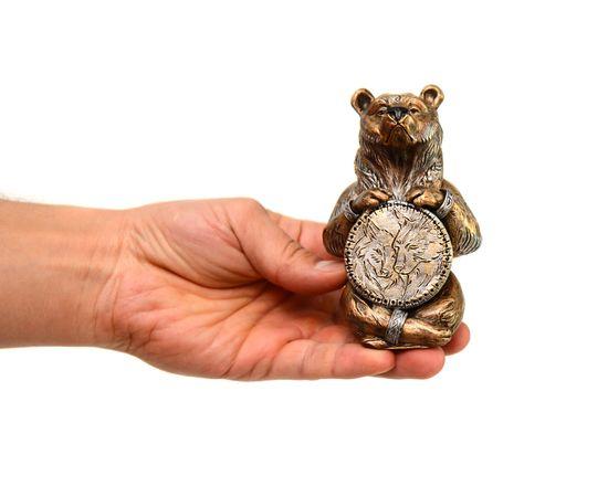 """Статуэтка из камня """"Медведь шаман"""", фото , изображение 6"""