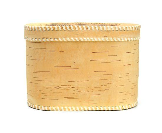 """Короб из бересты резной """"Подсолнухи"""", фото , изображение 6"""
