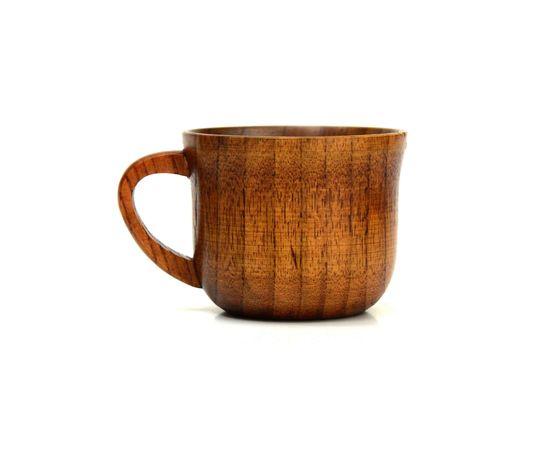 Кружка деревянная для чая/кофе 150 мл, фото , изображение 2