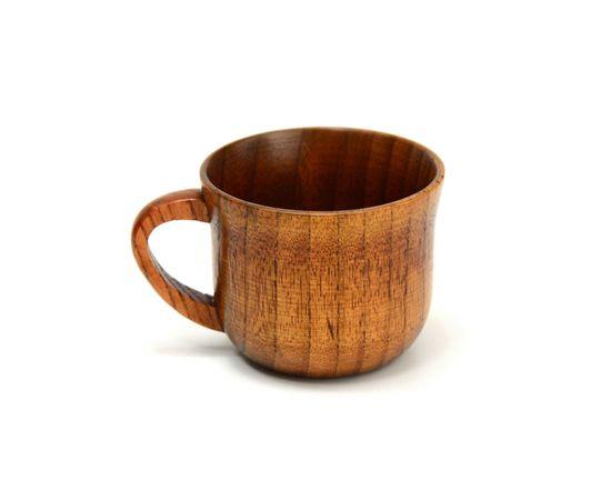 Кружка деревянная для чая/кофе 150 мл, фото