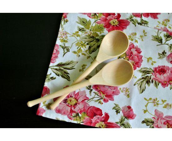Ложка деревянная столовая (береза), фото