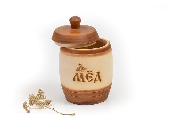 Бочонок для меда «Царский» 1,5 кг, фото , изображение 2
