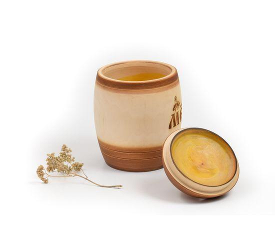 Бочонок для меда «Царский» 1,5 кг, фото , изображение 3