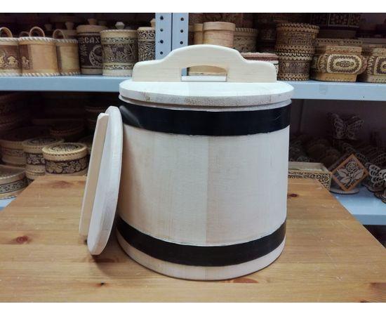 Кадушка деревянная для засолки 10 литров, фото