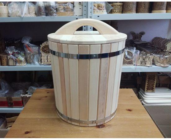 Кадушка деревянная для засолки 40 л, фото