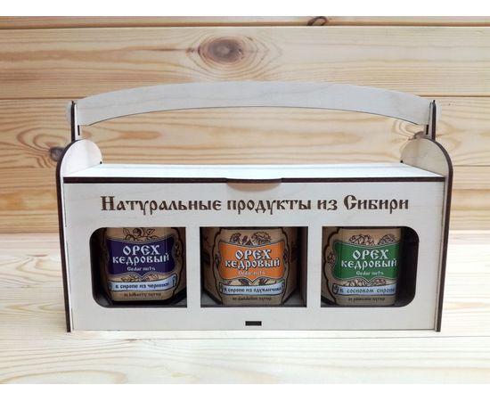 Подарочный набор с вареньем, фото