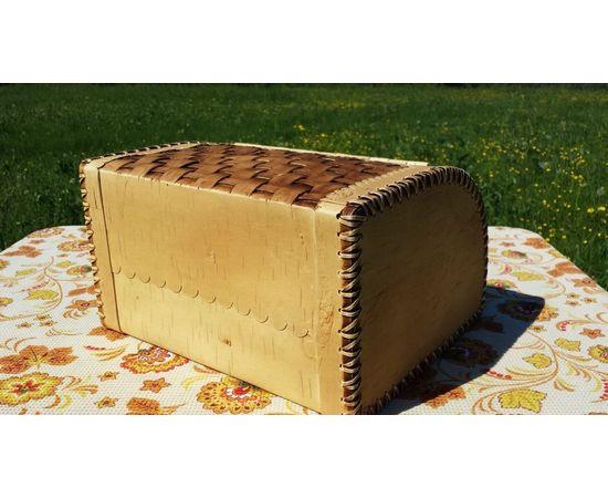 Хлебница плетеная пристенная, фото , изображение 3
