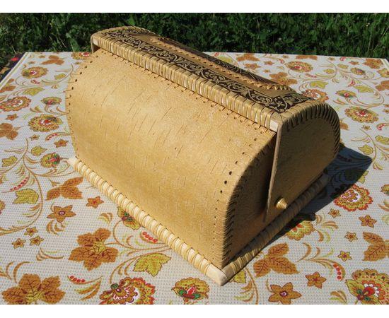 Хлебница «Шишки на ветке», фото , изображение 2
