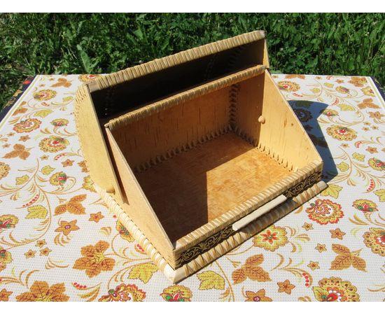 Хлебница «Шишки на ветке», фото , изображение 3