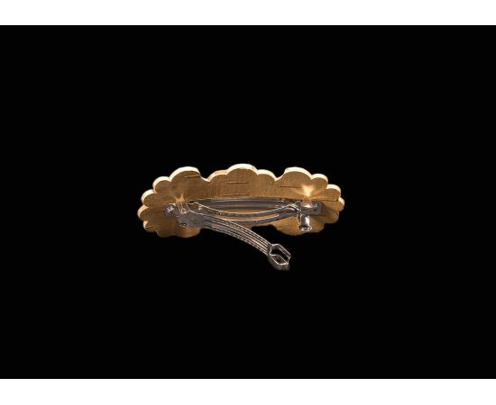 Заколка для волос из бересты, фото , изображение 2