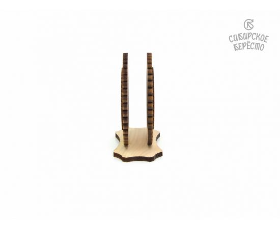 """Салфетница из дерева """"Сила кедра"""", фото , изображение 3"""