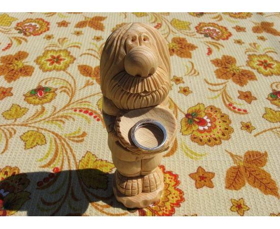 """Оберег для дома """"Домовой с чашей"""", фото , изображение 2"""