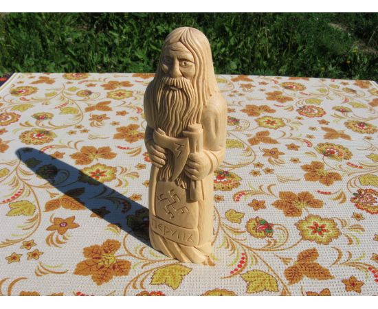 Бог славян Перун. Кумир Перуна, фото , изображение 2