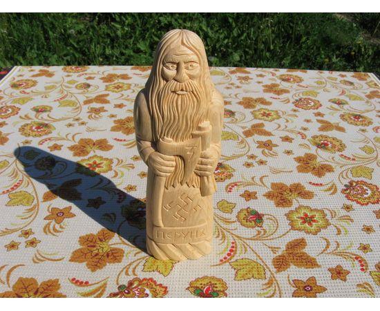Бог славян Перун. Кумир Перуна, фото , изображение 3