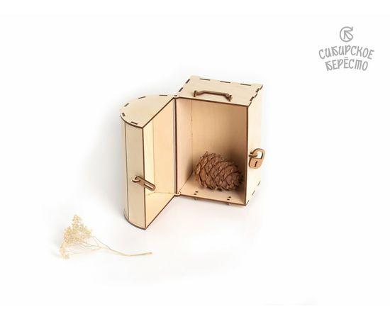 Сундук деревянный средний, фото , изображение 6