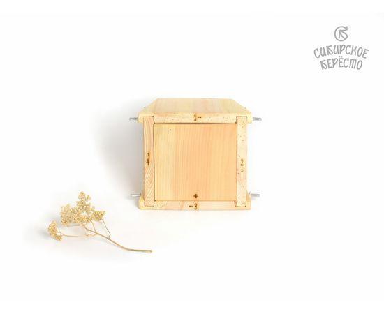 Пасочница деревянная, форма для творожной пасхи, фото , изображение 2