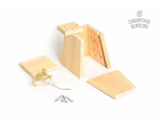Пасочница деревянная, форма для творожной пасхи, фото , изображение 6