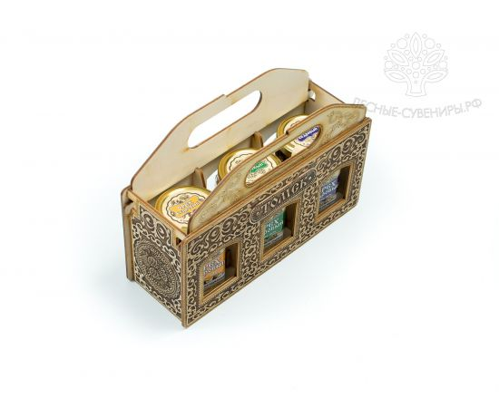 Подарочный набор «Томск», фото , изображение 2
