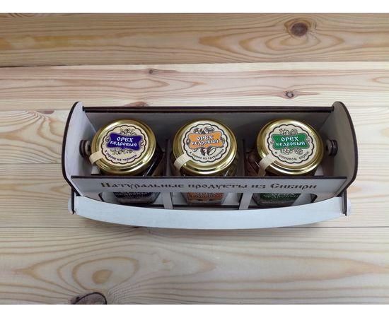Подарочный набор с вареньем, фото , изображение 3